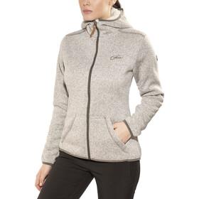 Five Seasons Halldora Jacket Women Oyster Melange